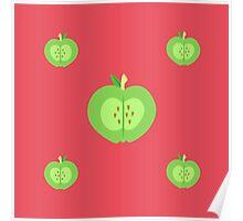 My little Pony - Big Mac Cutie Mark V3 Poster