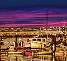 Becca Anna Cape Cod Boat by Randy Branham