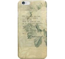 For the ones who had a notion iPhone Case/Skin