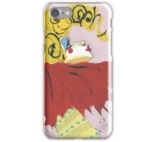 Lady iPhone Case iPhone Case/Skin