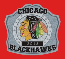 World Champion Blackhawks Belt by DCVisualArts