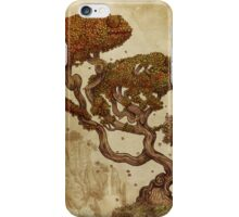 Autumn Chameleons iPhone Case/Skin