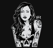 Tattooed Girl Unisex T-Shirt