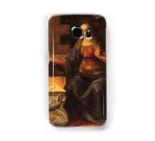 Mother Mary Annunciation Samsung Galaxy Case/Skin