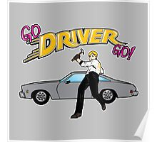 Go Driver Go! Poster