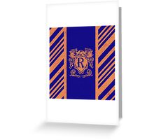 Ravenclaw Pride Greeting Card