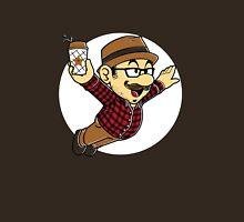 hipster plumber Unisex T-Shirt