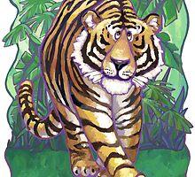 Animal Parade Tiger by ImagineThatNYC