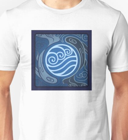 Water Tribe Emblem Unisex T-Shirt