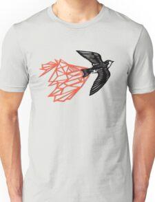 Swallow Geometry Unisex T-Shirt