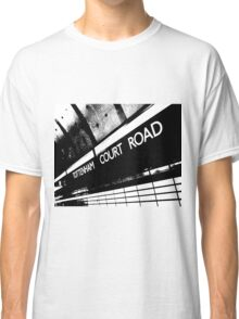 Watch out for Death Eaters-White Classic T-Shirt