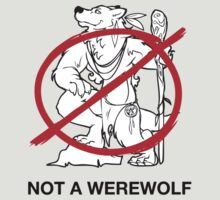 Hippie-Wolves are Not Werewolves by ArgyleWerewolf