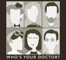 REVISED Who's Your Doctor? *Requested by MoxieToxic* by mcgani
