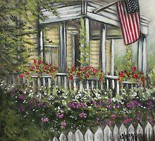 Summer Gardens by Sherry Arthur