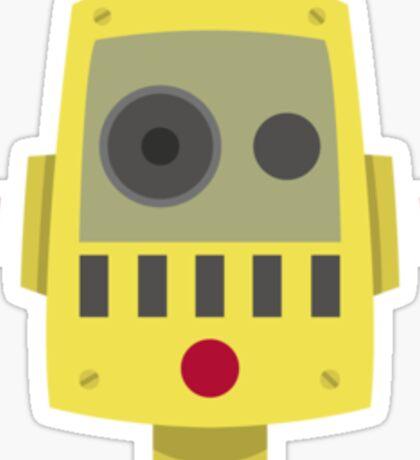 Droid 01 Sticker