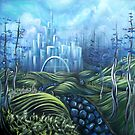 The Way To Sapphire City by Sherry Arthur