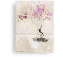 Sail! Canvas Print