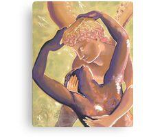 Psych & Cupid Canvas Print