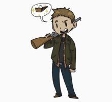 Supernatural-Dean by artistic-artist