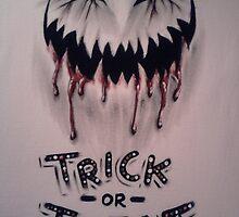 Trick or Treat by Katrina Heilhecker