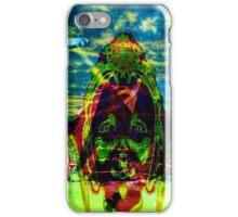 UFO CODE CRACKER iPhone Case/Skin