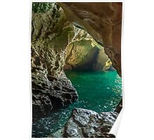 Rosh Hanikra Grottoes Poster