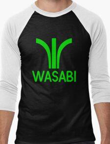 Wasabi Men's Baseball ¾ T-Shirt