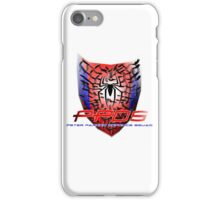 Peter Parker Defence Squad iPhone Case/Skin