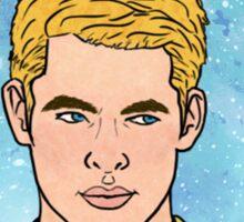 Captain Kirk Sticker