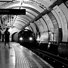London - The Piccadilly Line, Earl's Court by rsangsterkelly
