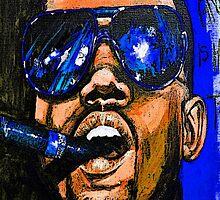 Kanye Cigar by Foxswag