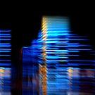 Mirage of city. III by Bluesrose