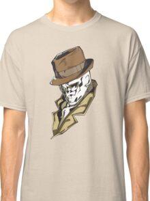 Rorschach bust Classic T-Shirt