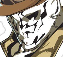 Rorschach bust Sticker