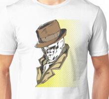 Rorschach bust variant Unisex T-Shirt