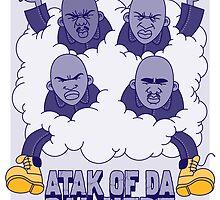 Onyx - Atak Of Da Bal-Hedz by Mark563