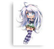 Chibi Mizore Canvas Print