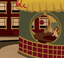 At the Pie Hole by Rosie Woodruff