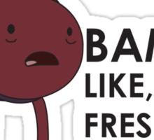 Adventure Time River Scamp Sticker