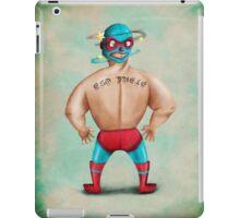 El Gigante iPad Case/Skin