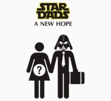 Star Dads - A new Hope Baby Tee