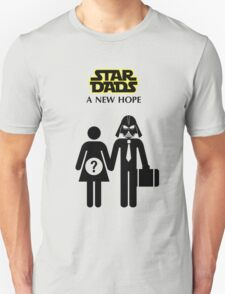 Star Dads - A new Hope T-Shirt