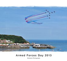Armed Forces Day Scarborough 2013 by Isobel Embleton