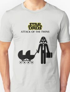 Star Dads - Attack of the Twins T-Shirt