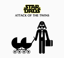 Star Dads - Attack of the Twins Unisex T-Shirt