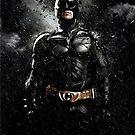 BATMAN by lykos1988