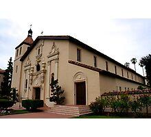 Santa Clara de Asis Mission Photographic Print