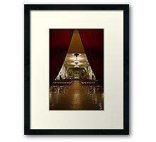 Santa Clara de Asis Mission #4 Framed Print