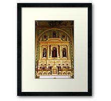 Santa Clara de Asis Mission #5 Framed Print