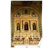 Santa Clara de Asis Mission #5 Poster